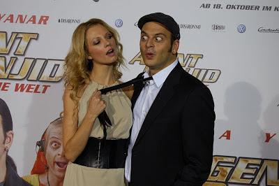 Weltpremiere AGENT RANJID RETTET DIE WELT 17.10.2012 im Cinedom Köln