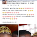 Lady shameless post on facebook photo's of herself and her man before and after s3x