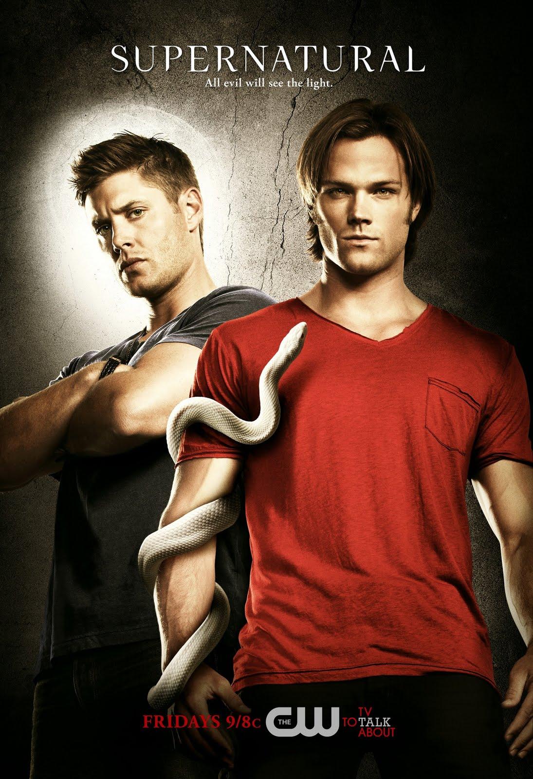 Tag; serie supernatural 6 temporada dublado.