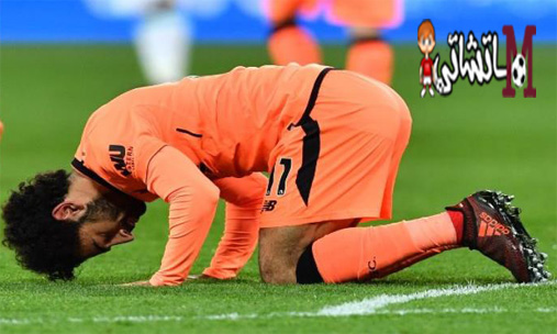 إصابة محمد صلاح تمنعه من المشاركة مع ليفربول أمام بيرنلي بالدوري الإنجليزي