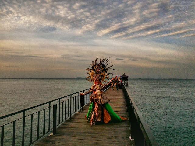 """""""Cerita gue"""" di 3rd Nongsa Carnival 2016, Turi Beach Resort"""