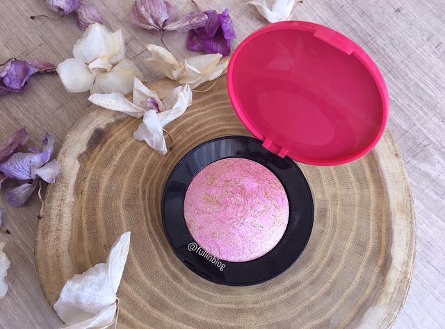 yves rocher pink mantra aydınlatıcı pudra