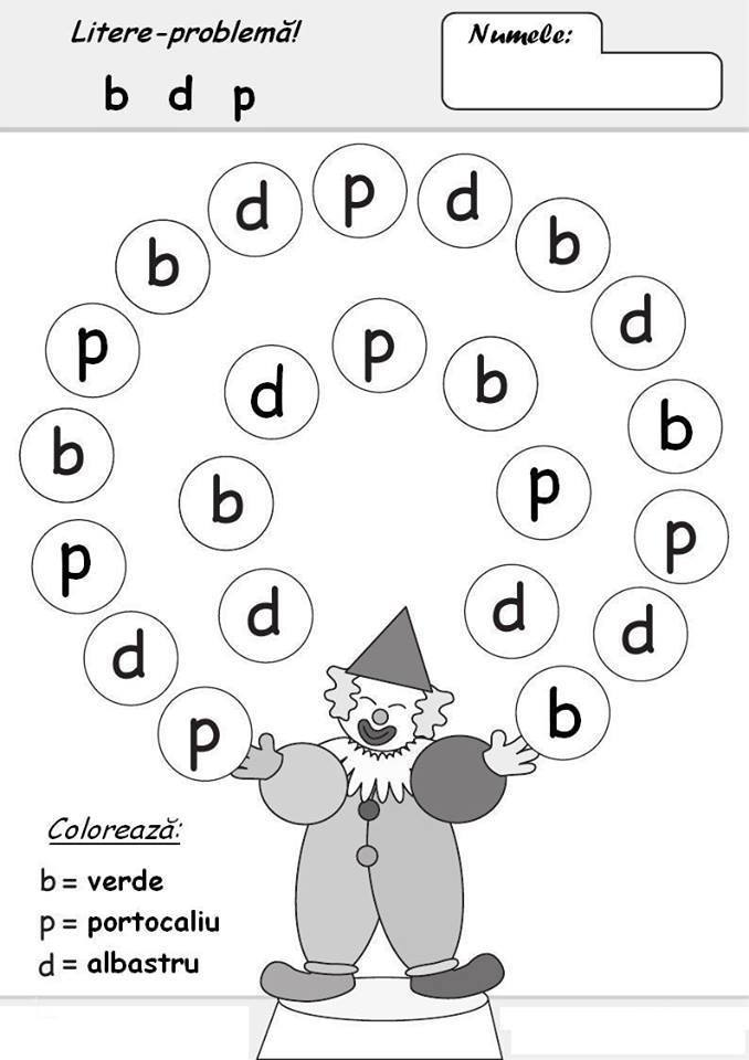 CLASA NOASTRĂ: alfabetul