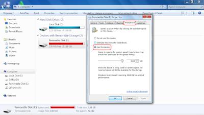 ReadyBoost Windows 7