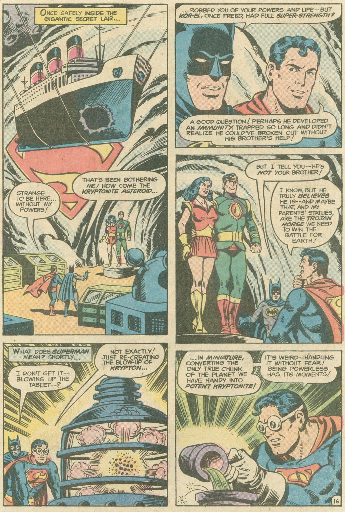 Read online World's Finest Comics comic -  Issue #247 - 23