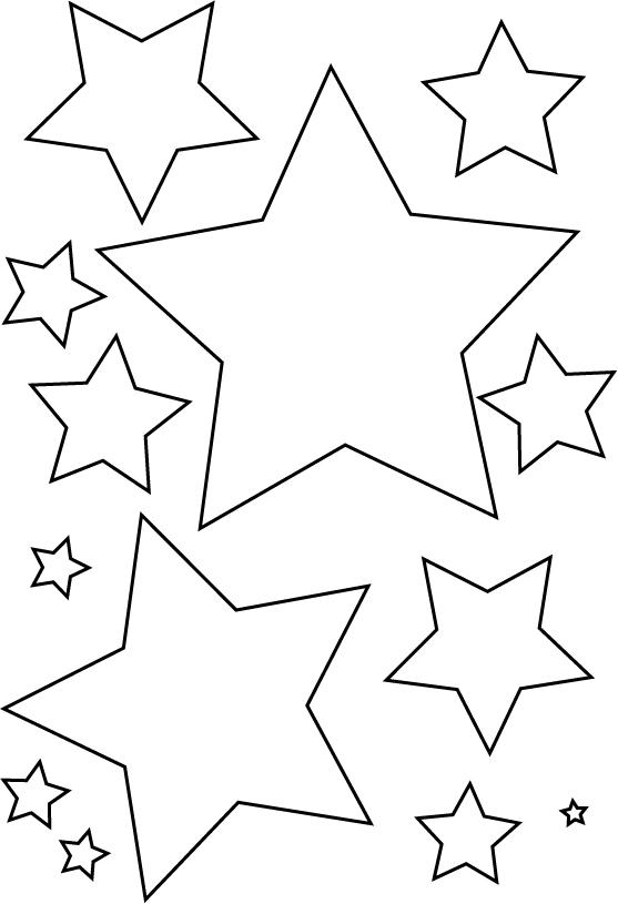 small star template printable free - vanmarieke sterren deel 2