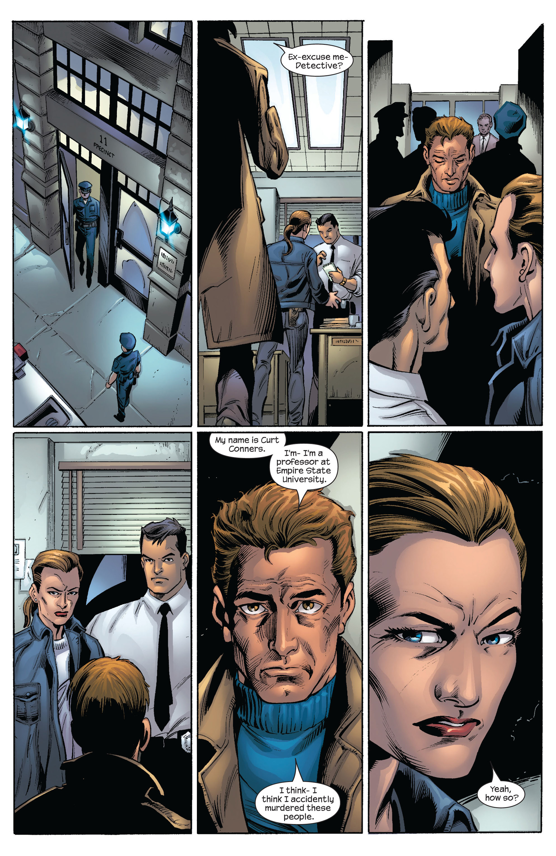 Read online Ultimate Spider-Man (2000) comic -  Issue #64 - 18