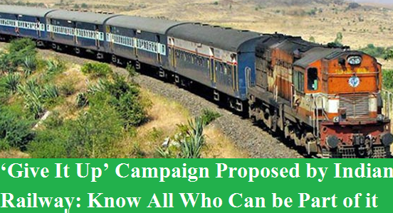 give-it-up-campaign-proposed-by-indian-railway-paramnews