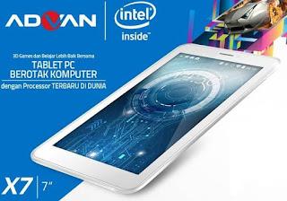 Tablet Advan X7