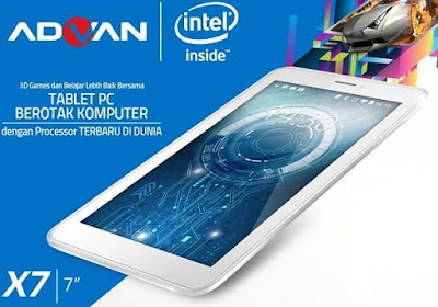 Tablet Advan X7