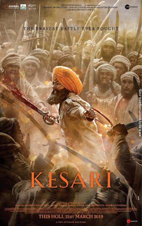 Kesari (2019) Movie Poster