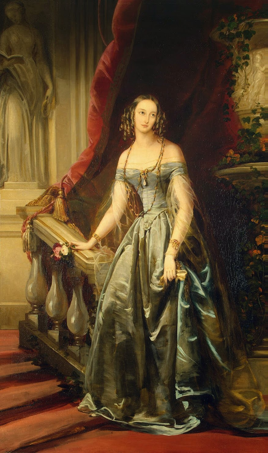 Olga Nikolaevna (1841), Christina Robertson