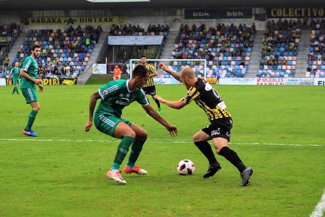 Barakaldo CF-Arenas Club