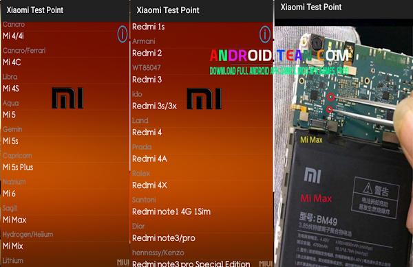 Mi test Point Collection APK