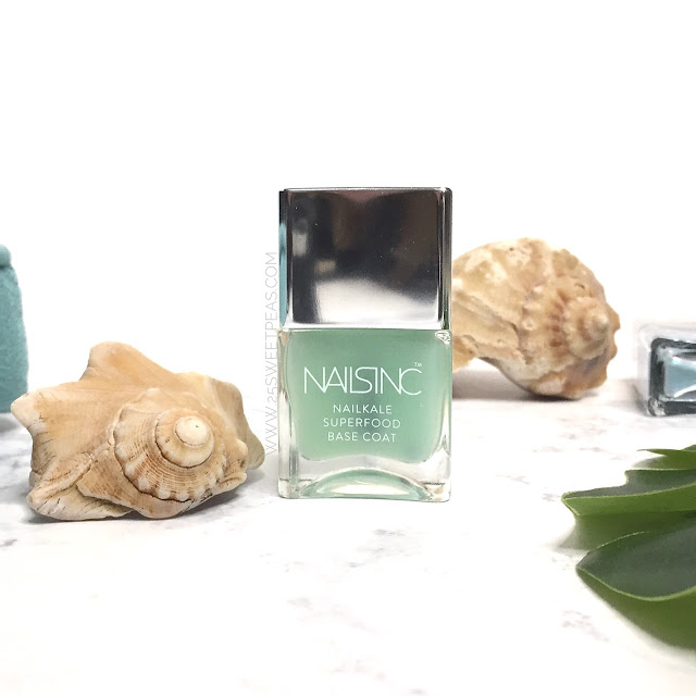Nails Inc Nailkale Superfood Base Coat