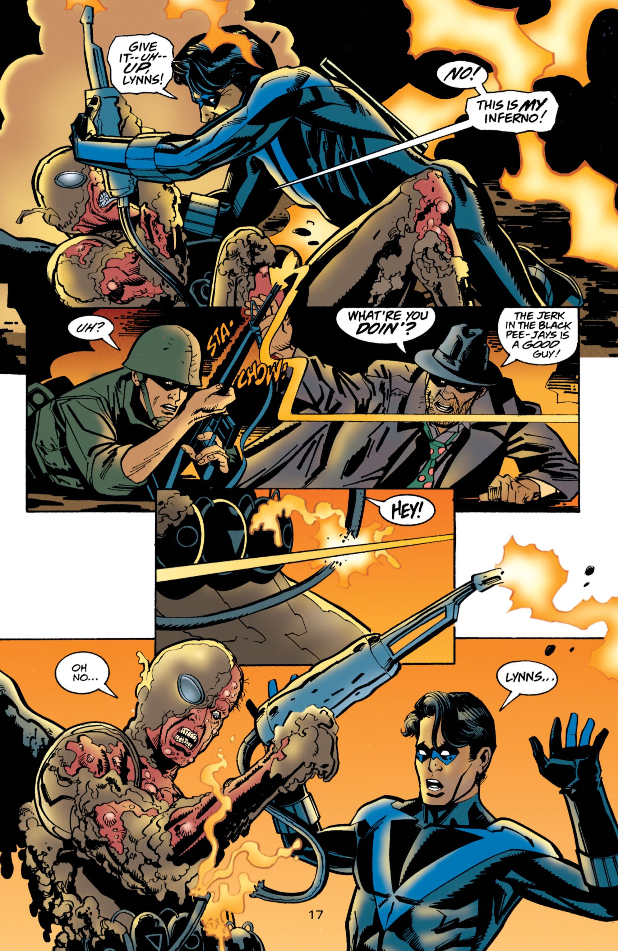 Detective Comics (1937) 727 Page 17