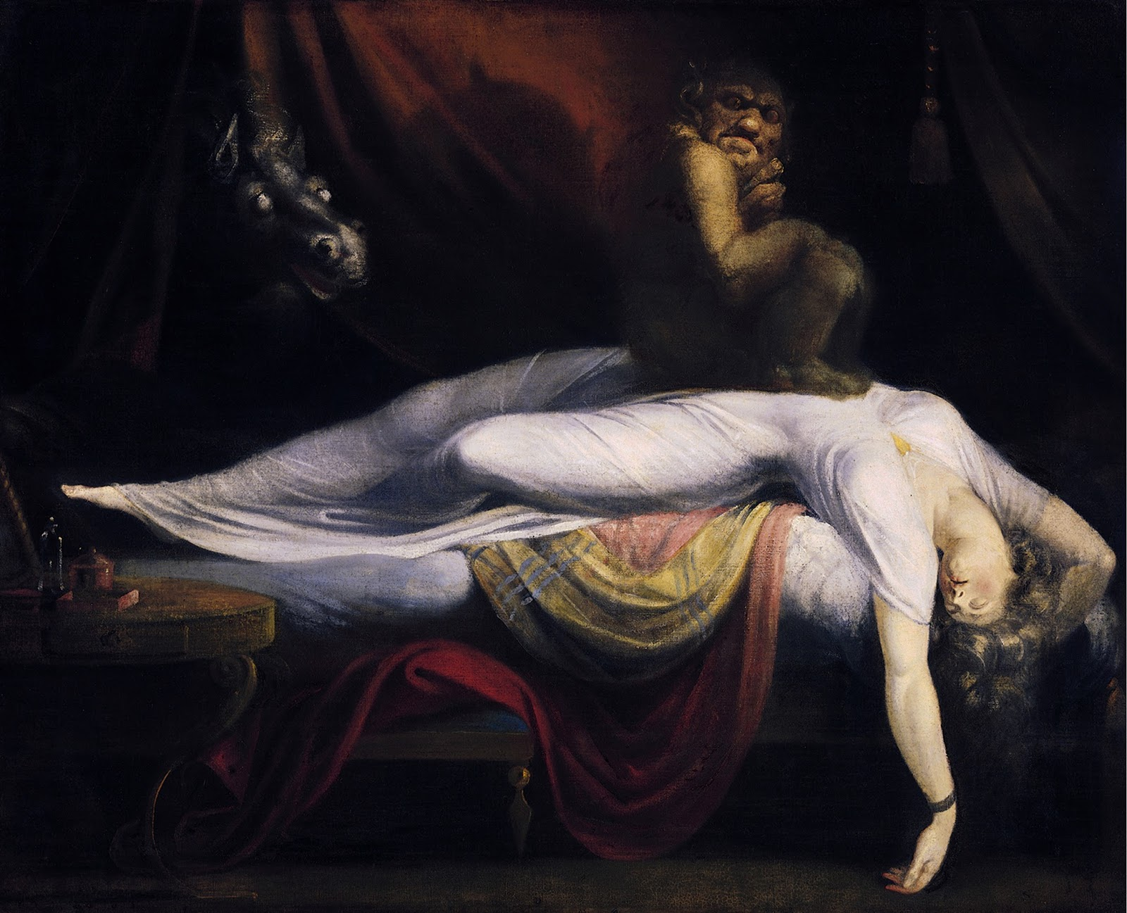 A Jungian Perspective on Nightmares and Bad Dreams