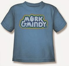 Mork & Mindy T-shirt for boys/children