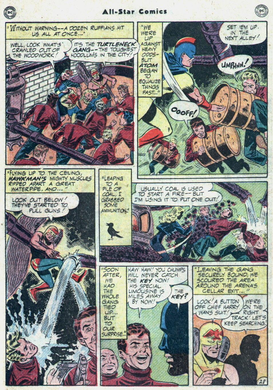 Read online All-Star Comics comic -  Issue #57 - 36