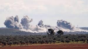 Turki Bombardir Suriah