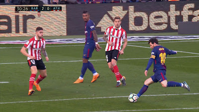 LFP-Week-29 Barcelona 2 vs 0 Bilbao 18-03-2018