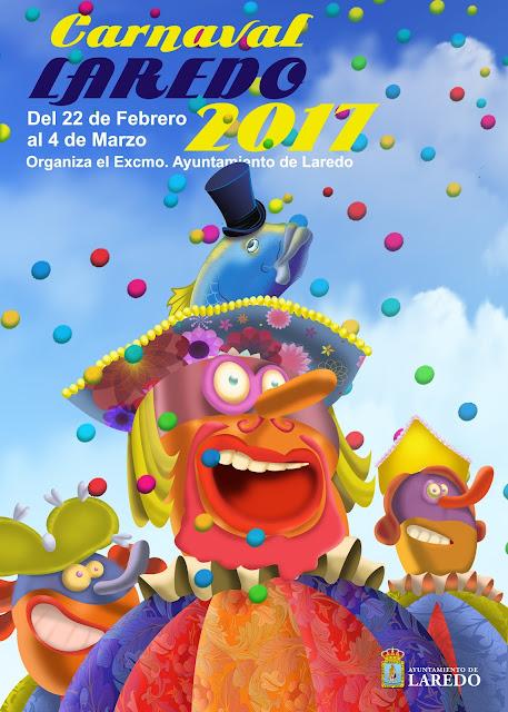 Carnaval de Laredo 2017