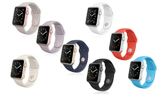 high discount Apple Watch in Choice of Size and Colour, hurry order Price from £219