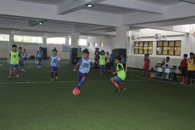 Kegiatan Ultra School Sport Day di SD Kristen Kalam Kudus Surakarta