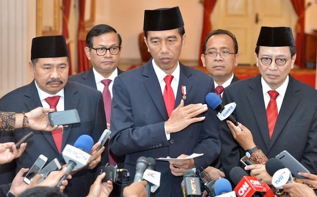 4 Meninggal dalam kecelakaan Jatuhnya Heli TNI, Jokowi ucapkan Belasungkawa