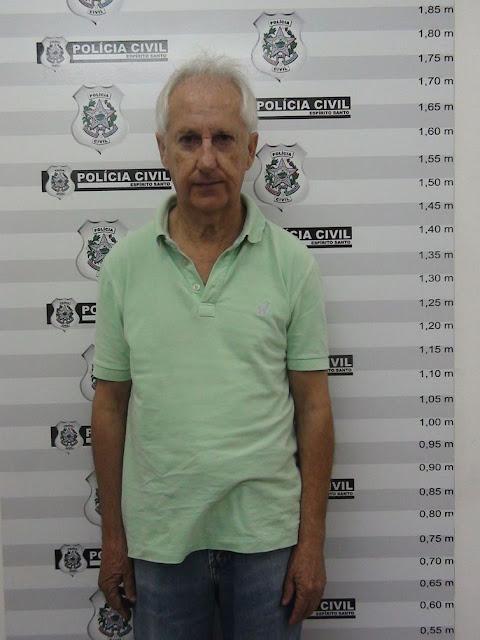 Ex-governador Gerson Camata é assassinado por ex-assessor em Vitória-ES