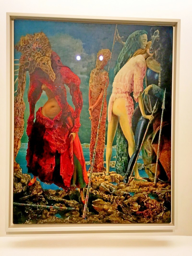guggenheim-museo-Max Ernst-The antipope-yamy-morrell-blog