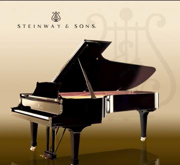 Steinway and Sons Piano Rental, Piano