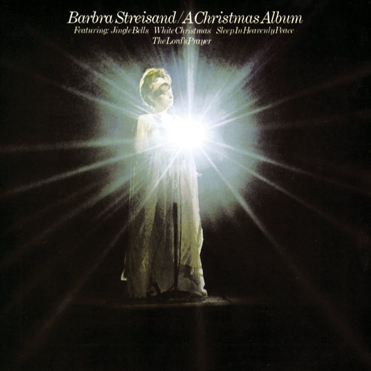 Cd A Christmas Album- Barbra Streisand Cover