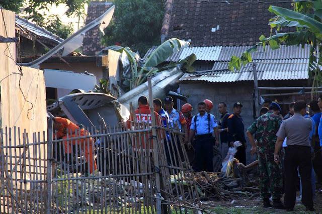 Jenazah Korban Heli TNI AD Dimakamkan di TMP Kalibata