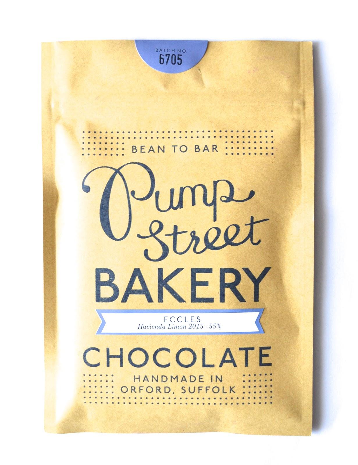 Chocolat Indulgence Pump Street Bakery Eccles