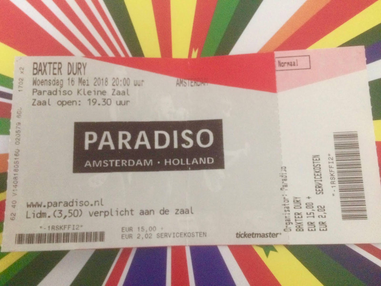 John medd halfway to paradiso what times he on the clue is on the ticket solutioingenieria Images