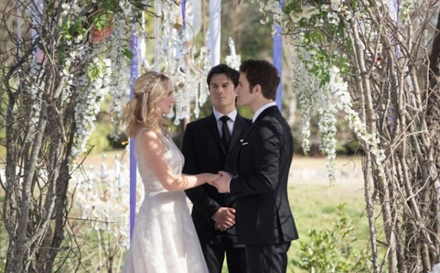 Review | The Vampire Diaries 8x15: We're Planning a June Wedding