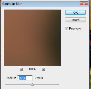 Cara Edit Foto dengan Photoshop Efek Smudge Mudah