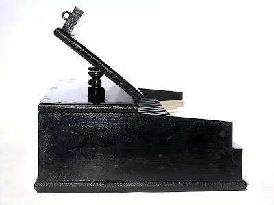 Tastiera muta - strumenti musicali antichi