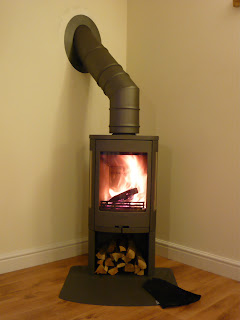 Redwood Stoves Ltd Cornwall Contura 850 1 In Grey With