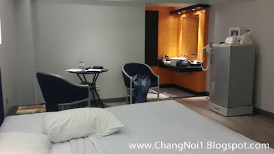 Staying at the Nouvo City Hotel in Bangkok - Thailand