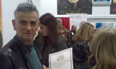 Νέο βραβείο στον Πανελλήνιο & Παγκύπριο διαγωνισμό λογοτεχνών για τον Θεσπρωτό Σωτήρη Λ. Δημητρίου