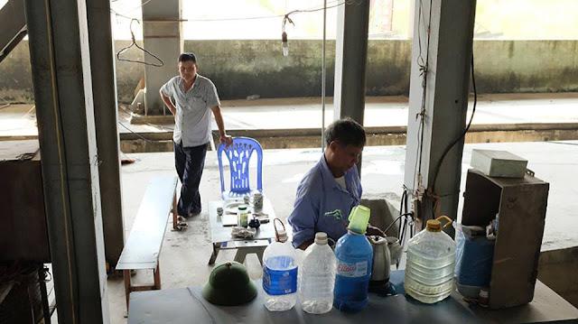 Bên trong nhà máy thép của Vinashin trị giá 3.000 tỉ đồng bị bỏ hoang
