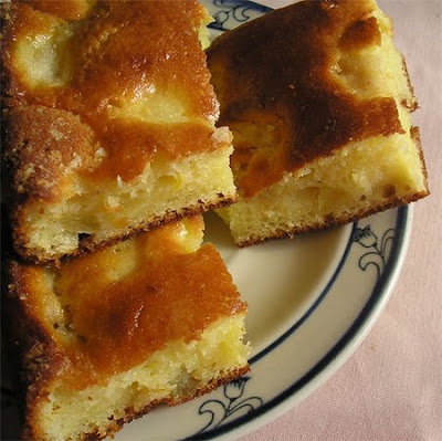 Cooking With Yiddishe Mama Sour Cream Apple Bars