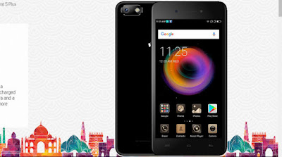 Micromax India 5 Pro Launch with 5000 mAh battery