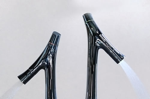 candana new product axor starck organic. Black Bedroom Furniture Sets. Home Design Ideas