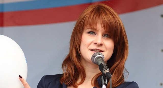 Exclusive - Accused Russian agent Butina met with U.S. Treasury, Fed officials