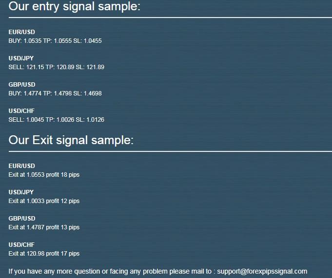 Signal 88 forex