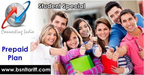 BSNL Student special prepaid combo voucher 119