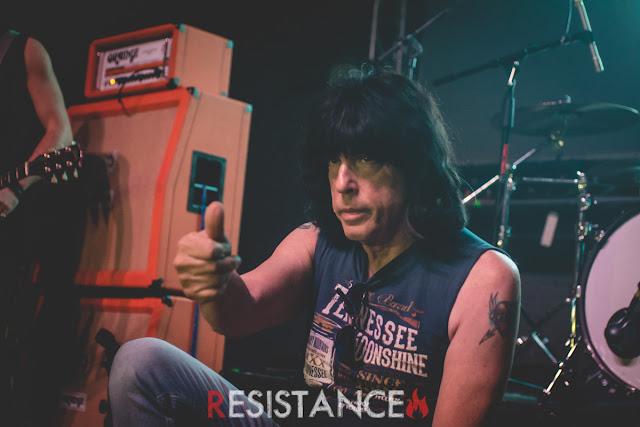 """#LiveReview: Marky Ramone en Chile (+ Los Mox): """"Un mundo mejor para todos"""""""